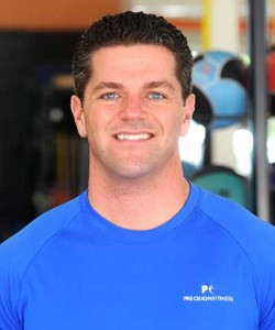 Photo of David Bernavich of Precision Fitness